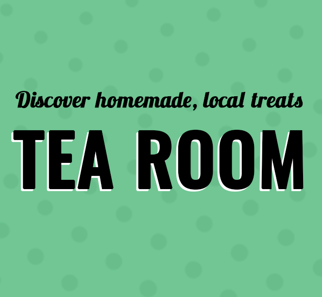 Tea Room Mobile Banner