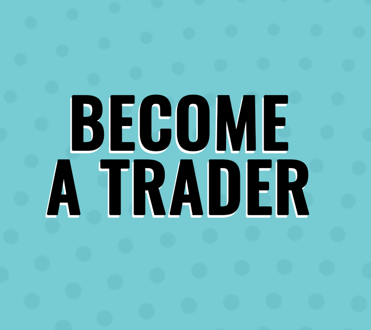 Become a trader mobile banner