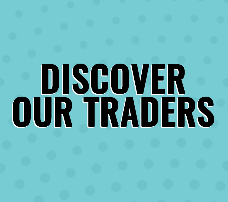 Discover our traders