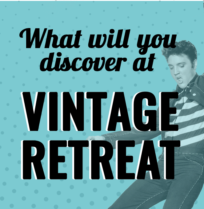 Vintage Retreat Mobile banner